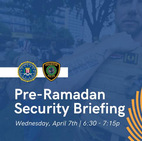 Copy of Pre-Ramadan Security Briefing - Zoom